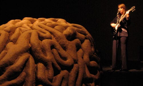 Saralunden – Drei Lieder für ein Gehirn (Three Songs for a Brain)