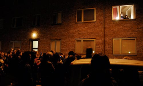 LILITH BY NIGHT- One-night visual art performance festival 7 hours & 14 exclusive performances