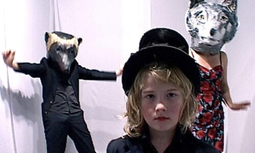 Lilith Perfomance Studio curated parts of the performance festival at Kunstbanken in Hamar, Norway